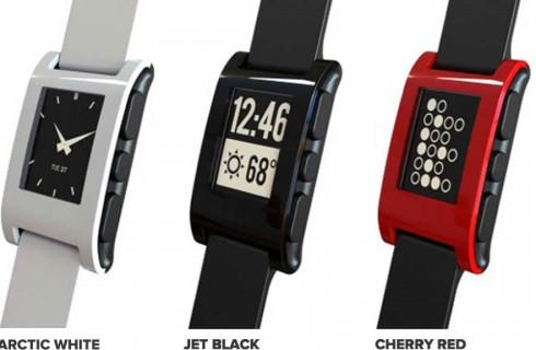 CES-2014: Pebble — новая эра умных часов
