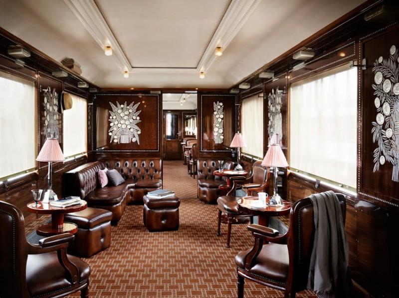Orient Express снова отправиться в путь