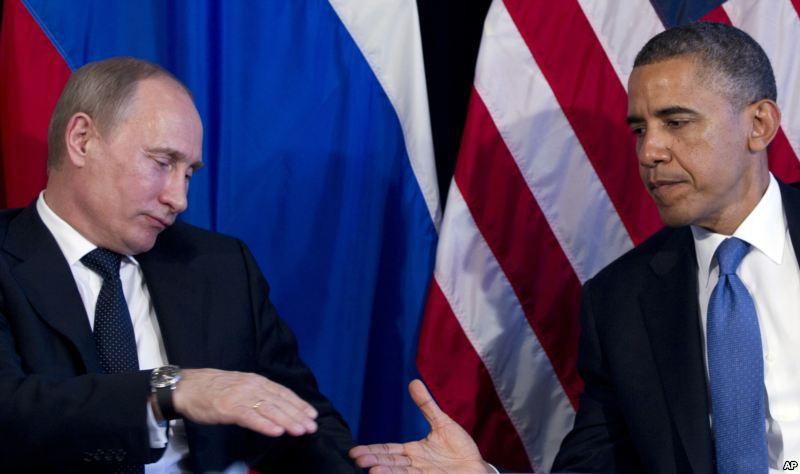 Обама предложил помощь Путину в антитеррористической борьбе