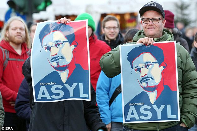 Сноуден не будет помилован…