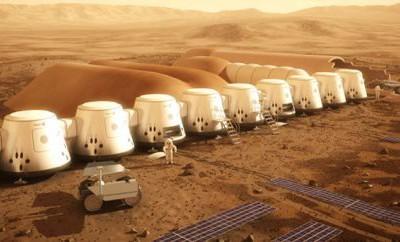 Первая тысяча участников отобрана для проекта «Mars One»
