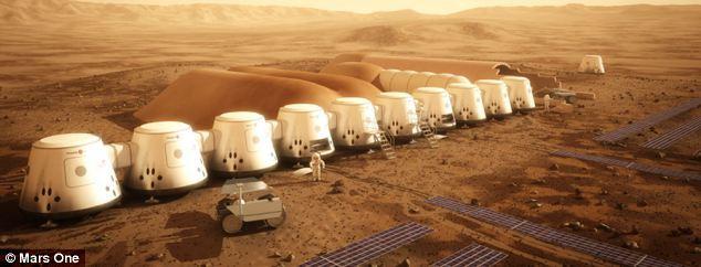 Для проекта «Mars One» уже отобрана первая тысяча участников