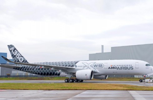 Долгожданный приход Airbus A350 XWB