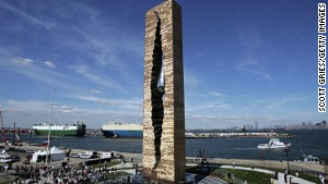Самые странные памятники. Памятник борьбы с мировым терроризмом (Байон, Нью-Джерси)