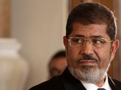 Бывший президент Египта Мухаммед Морси
