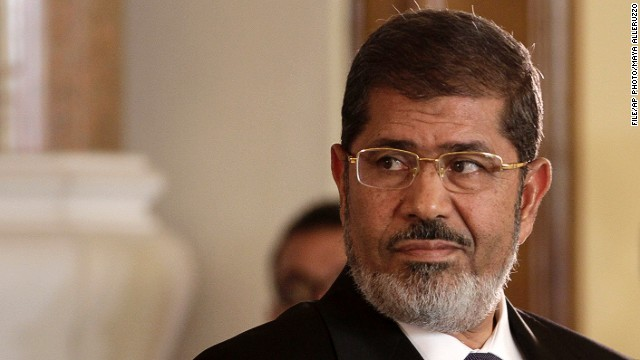Суд над бывшим президентом Египта Мухаммедом Мурси отложен