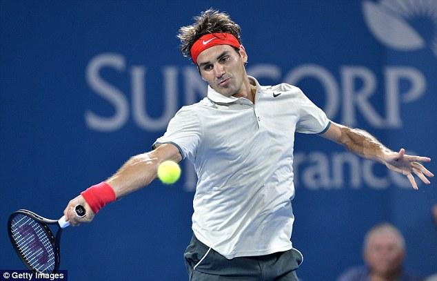 Обновленный Федерер открывает сезон