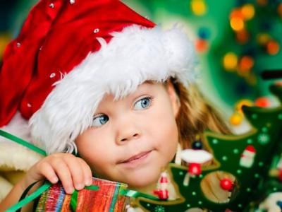 Что получили звездные детки на зимние праздники?