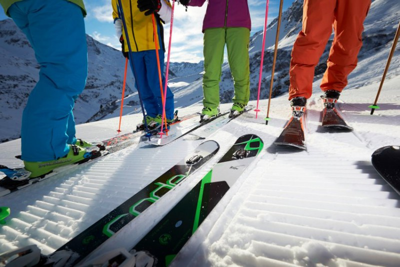 ISPO – место сбора лыжных модников