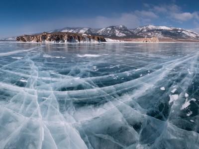 Зимняя Бурятия