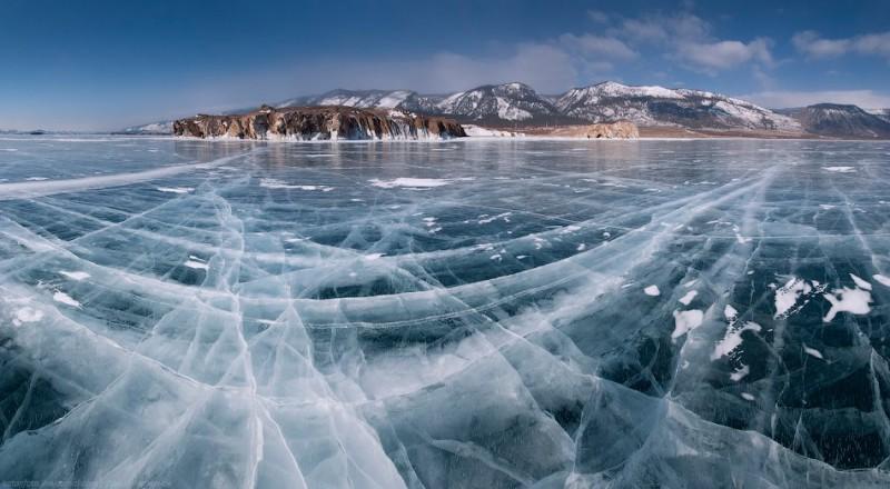 Зимняя Бурятия: Байкал, буддийские храмы и термальные источники