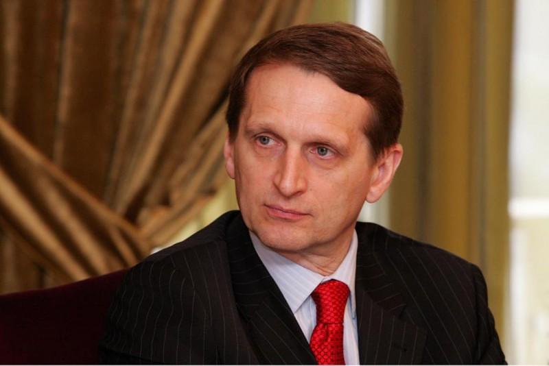 Официальный визит Сергея Нарышкина в Турцию