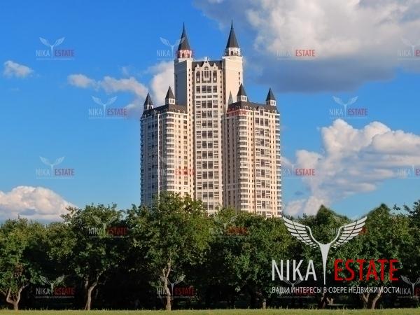 Все краски элитных ЖК в Москве