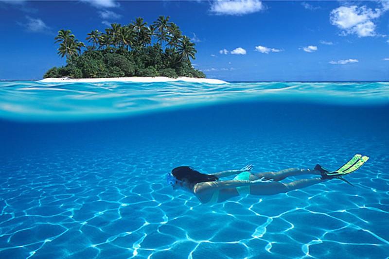 Зрелищная сказка Мальдивских островов