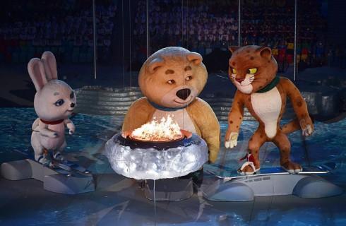 Олимпиада в Сочи глазами иностранных спортсменов