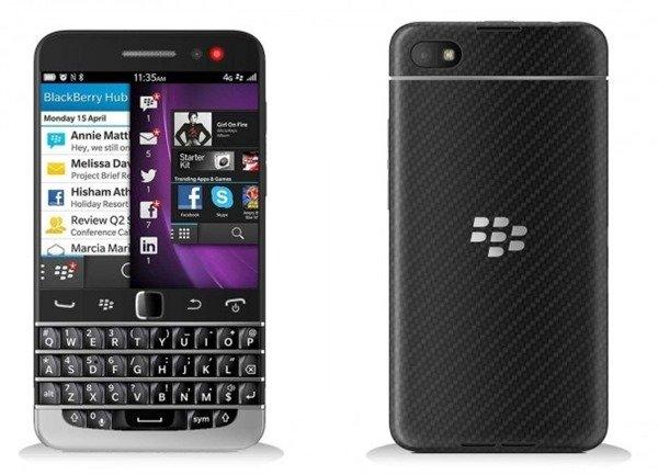 Возвращение BlackBerry