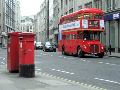 Чайный автобус будет колесить по Великобритании