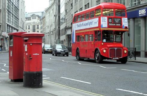 Специальный автобус для любителей чая