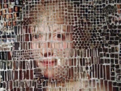 Инсталляции Михаэля Мэйпа :Мона Лиза