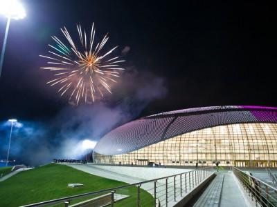 Игры в Сочи: Ледовый дворец «Большой»