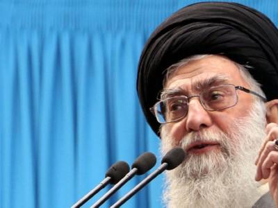 Переговоры Ирана. Али Хаменеи