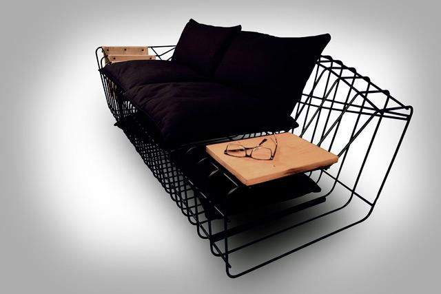 Новая мебель от студии Sule Koc