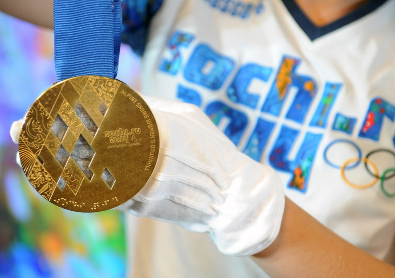Золотой рекорд Олимпиады в Сочи