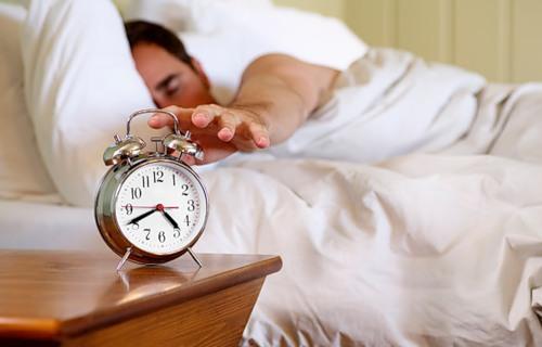 Научитесь просыпаться правильно