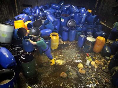 Биотопливо из мусора