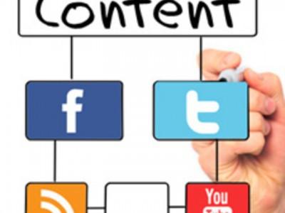 Контент в интернете