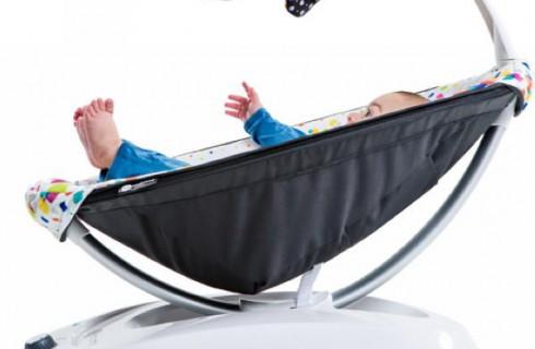 Кроватка для детей-меломанов