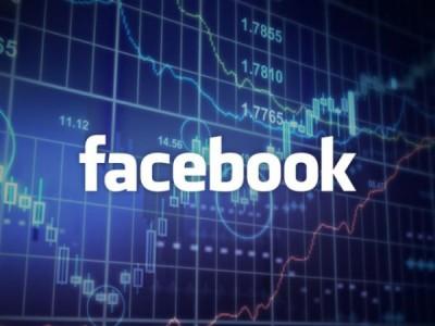 Продажи акций Facebook