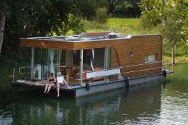 Плавучая база отдыха будет построена в Эльблонге