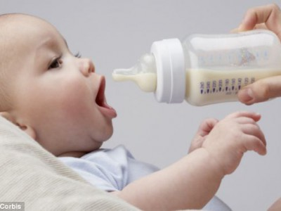 Формулу молока можно изменить