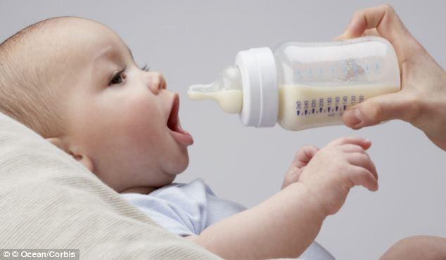 Формула молока