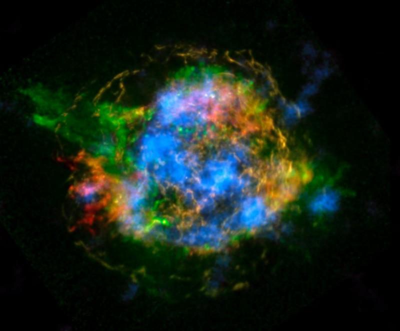 Эти удивительные сверхновые звезды