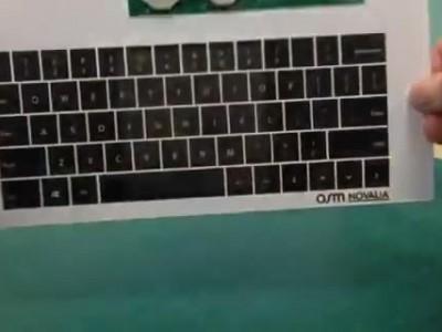 Портативная клавиатура от Novalia