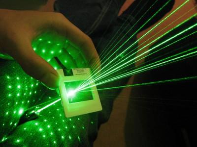 Диагностический тест  с помощью лазера