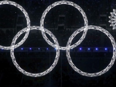 Олимпиада в Сочи : Упорная снежинка