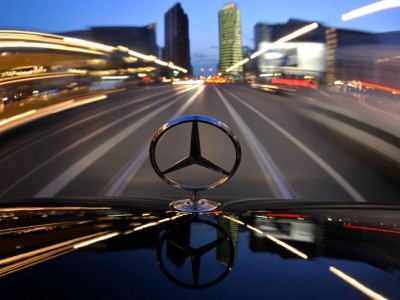 Путешествия Mercedes