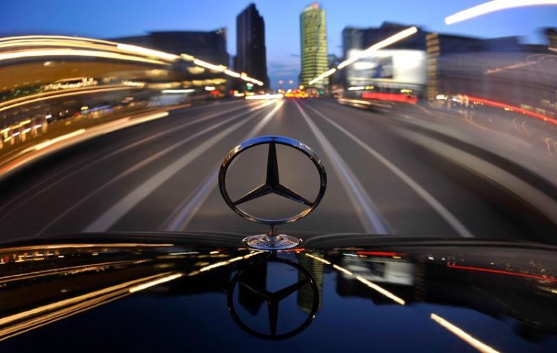 Mercedes подружится с Китаем