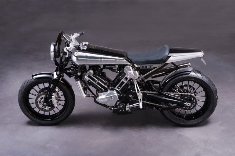 Brough Superior – Феникс мира мотоциклов