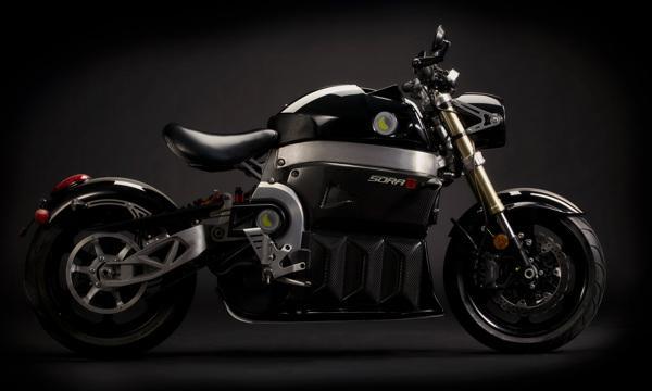 Самый быстрый в мире электрический мотоцикл