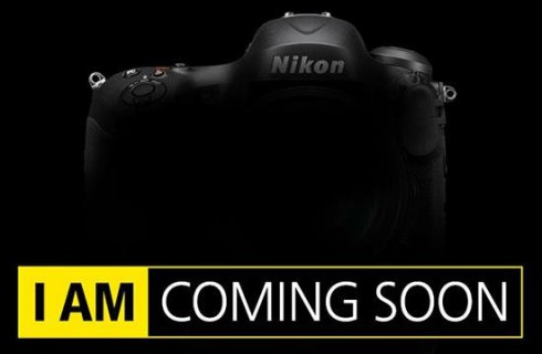 Некоторые подробности о Nikon D4S