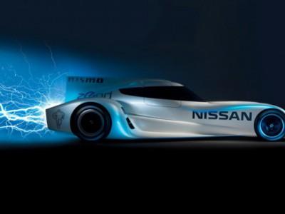 Nissan ZEOD показали миру