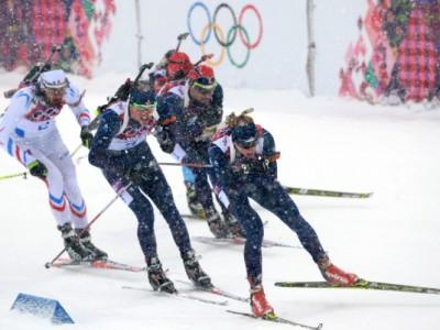 Норвежец Эмиль Хегле Свендсен победил в масс-старте