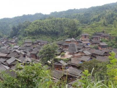 Китайские деревни