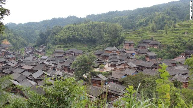 На деревни Китая надвигается кризис
