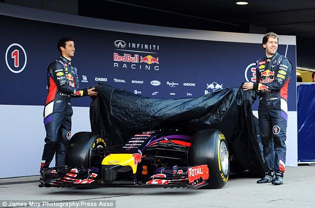 Red Bull представила миру новый болид