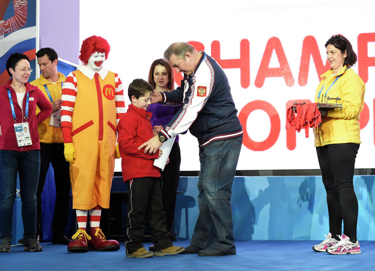 Дети стали сочинскими золотыми медалистами